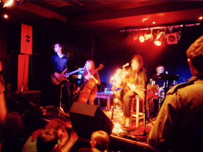 10 Nov. 2005 iko@Carling Academy, islington (2)
